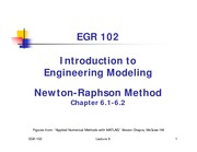Lecture_09_Newton-Raphson_Method