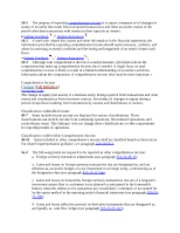 FASB Codification Research Assignment Notes