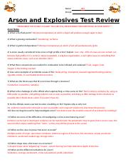 Arson and Explosives Test Review KEY 2015 (1).docx