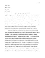 in the essay by judy brady i want a wife brady goes through 3 pages sasha little