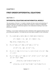 Differential Equations an Linear Algebra - Edwards-Penney
