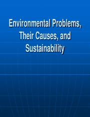 1-ENVIRONMENTAL PROBLEMS, THEIR CAUSES, AND SUSTAINABILITY.pdf