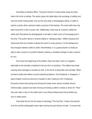 Application Essay 8