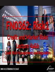 FN0362_Lecture_Week4a&b_Credit Risk Management and Regulation.ppt