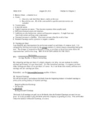 ORIE 3150 class two notes August 28 2012