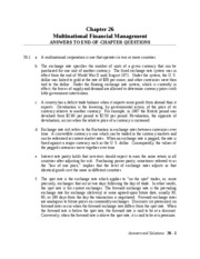 FM12 Ch 26 Solutions Manual