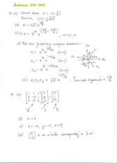 Final Exam 2011-2012 Solutions