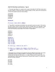 3530 F2010 Final Exam Solutions - Type A