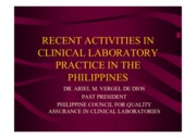 Country_Report_9_Clinical_Laboratory_Practice_The_Philippines_Situation