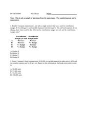 Busacc0040-sample final exam-2014