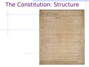 1-Constitution Structure and Principles.pptx
