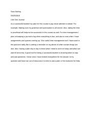 Unit One Journal.docx