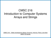 5. Arrays-Strings
