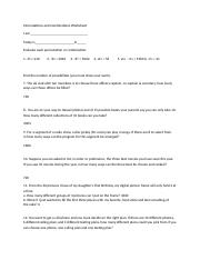 Worksheet solutions.docx