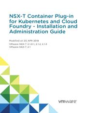 NSX-T Container Plug-in for Kubernetes and Cloud Foundry - Installation and Administration Guide.pdf