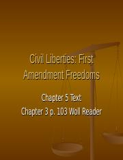 Civil Liberties (2)