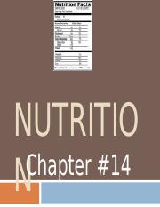 Nutrition_notes_chapter_14