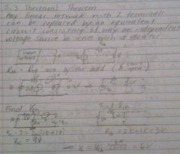 Thevenin and Nortons theorems