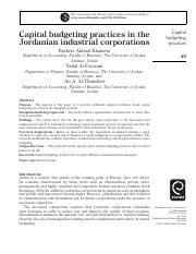 Capital Budgeting in Practice.pdf