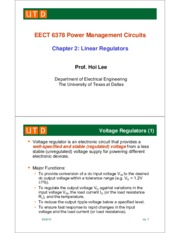 EECT6378 Lecture2-ldo