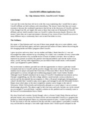 CrossFit Affiliation Essay
