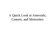 Chapter 9(Quick Asteroids)