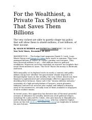 A Private Tax System.docx