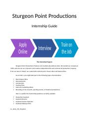 Sturgeon Point Productions.docx