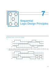 Chapter 7 Homework Solutions on Sequential Design and Logic