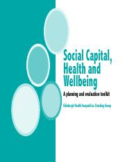Social Capital Health and Wellbeing toolkit.pdf