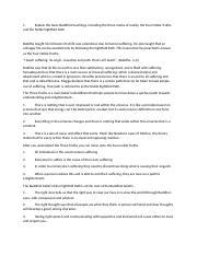 buddhism worksheet rel 133
