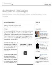 Business Ethics Case Analyses_ Samsung_ Galaxy Note 7 Explosion (2016).pdf