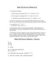 Math 34A Practice midterm 2 with answers - F07