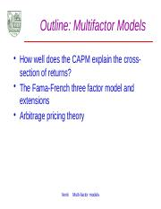 B.5 Multi-factor Models-1.pptx