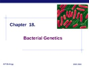 AP-Biology-Chapter-18-Bacteria-Bacterial-Genetics-2008