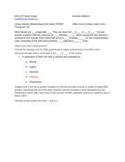 BIO1140 Group 6 worksheet Annalise Mathers