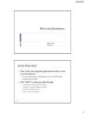 Lecture12_WebDB
