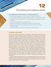 Chapter 12 Completing the Balance Sheet  (pp.  535-564)