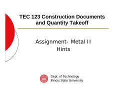 Assignment+Metal+II+_Hints_ module10