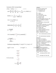 Commerce 2FA3- Formula Sheet (Midterm 1).docx