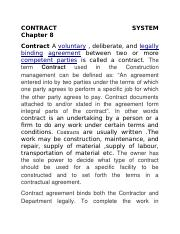 Contract System.docx