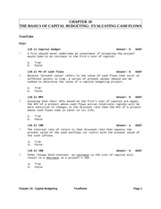 10_Basic_of_Capital_Budgeting