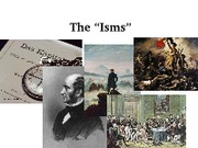 The_Isms_Part_I