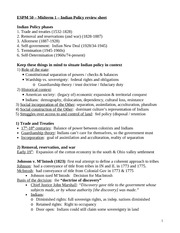 ESPM 50 - Indian policy review sheet  - F_09