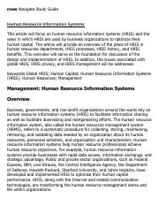 Human Resource Information Systems Research Paper Starter - eNotes.pdf