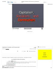 Capitalism, Socialism, and Communism - ppt download.pdf