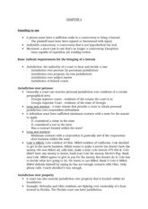 Legal environment of business 3