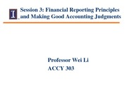 Session 3 Financial Reporting Principles Notes