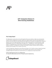ap-2012-computer-science-a-scoring-guidelines