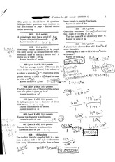 Holt Physics Problem 6D - Hays High School